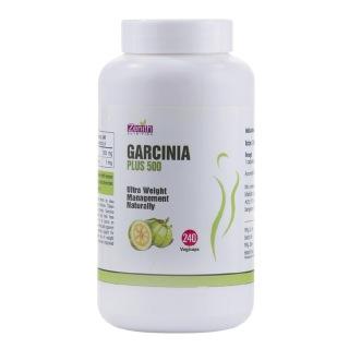 Zenith Nutrition Garcinia Plus (500mg),  240 veggie capsule(s)