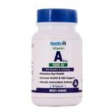 Healthvit Vitamin A Dry (5000 IU),  60 Capsules