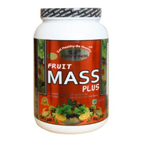 GDYNS Fruit Mass Plus,  Mix Fruit  1.1 lb