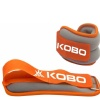 KOBO Ankle Weight,  Orange/Grey  1.5 kg