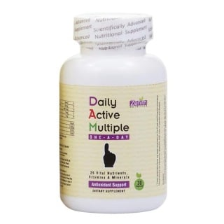 Zenith Nutrition Daily Active Multiple One A Day,  30 capsules  Unflavoured