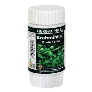Herbal Hills Brahmihills,  60 capsules