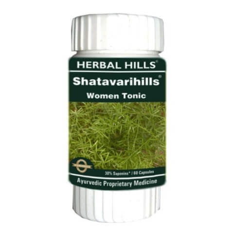 Herbal Hills Shatavarihills,  700 capsules