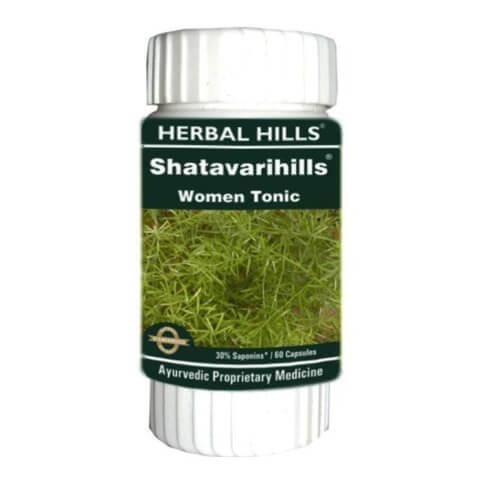 Herbal Hills Shatavarihills,  700 capsules