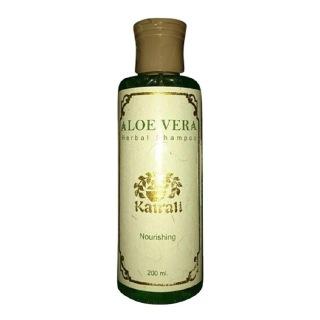 Kairali Aloe Vera Herbal Shampoo,  200 ml  Hair Nourishing