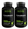 Novel Nutrients Punarnava (400mg),  60 capsules  - Pack of 2