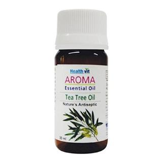 Healthvit Aroma Tea Tree Essential Oil,  30 ml  for All Skin Types