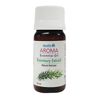 Healthvit Aroma Rosemary Extract Essential Oil,  30 ml  for All Skin Types