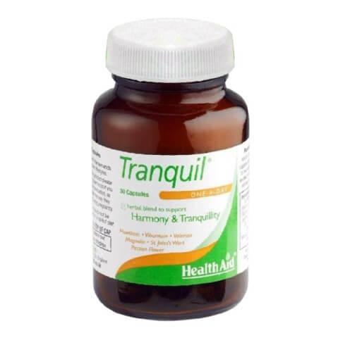HealthAid Tranquil,  30 capsules