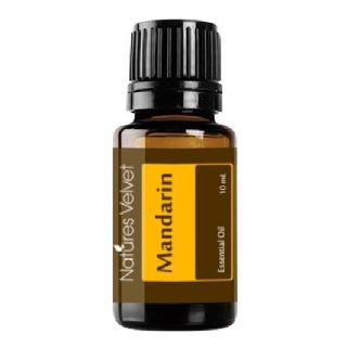 Natures Velvet Essential Oil,  10 ml  Mandarin