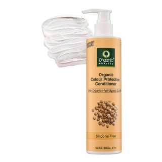1 - Organic Harvest Organic Colour Protection Conditioner,  200 ml  for All Types of Hair