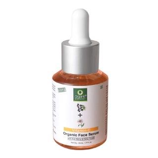 1 - Organic Harvest Vitamin C Face Serum,  30 ml  for All Types of Skin