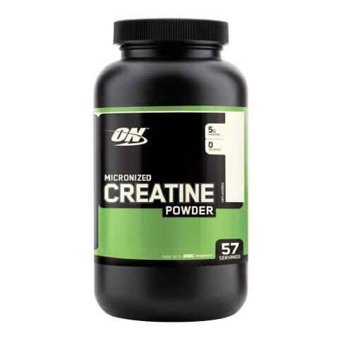 ON (Optimum Nutrition) Micronized Creatine Powder,  Unflavoured  0.66 lb