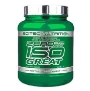 Scitec Nutrition Zero Isogreat,  2 lb  Vanilla