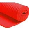 Technix Yoga Mat,  Red  6 mm