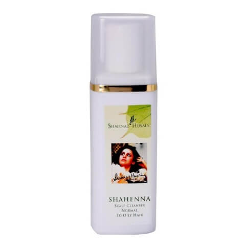 Shahnaz Husain Shahenna Scalp Cleanser,  200 ml  Normal to Oily Hair