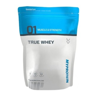 Myprotein True Whey,  5 lb  Toffee Fudge