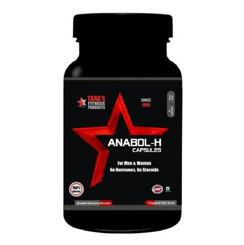 Tara Fitness Products Anabol-H,  60 capsules  Unflavoured