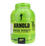 MusclePharm Arnold Iron Whey,  5 lb  Chocolate
