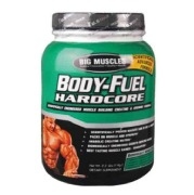 Big Muscles Body Fuel Hardcore,  6 lb  Chocolate