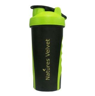 Natures Velvet Shaker,  Black & Green  600 ml