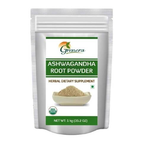 Grenera Ashwagandha Root Powder,  1 kg