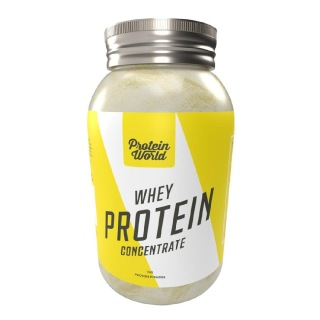 1 - Protein World Whey Protein Concentrate,  2.2 lb  Milk Chocolate