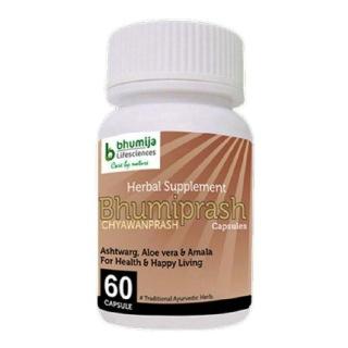 Bhumija Bhumiprash Chyawanprash,  60 capsules