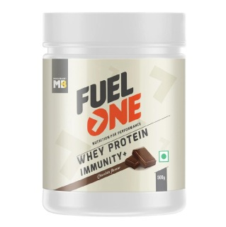 1 - MB Fuel One Whey Protein Immunity+,  1.1 lb  Chocolate