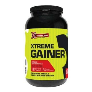 Xtreme Abs Nutrition Xtreme Gainer,  2.2 lb  Vanilla