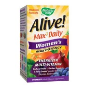 Nature's Way Alive! Women's Max Potency,  90 tablet(s)  Unflavoured