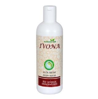 Ivona Aloe Neem Body Wash,  200 ml  All Skin Type