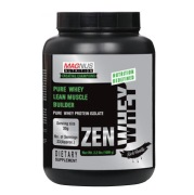 Magnus Nutrition Zen Whey,  2.2 lb  Green Apple Fusion