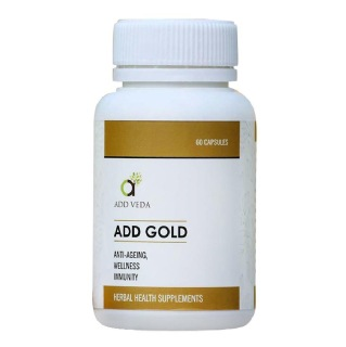 Add Veda Add Gold,  60 capsules