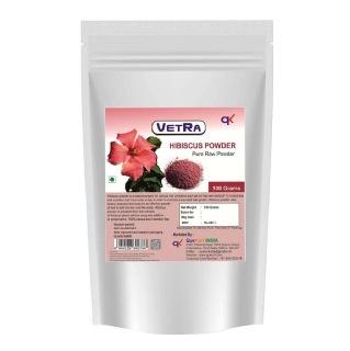 Vetra Hibiscus Powder,  0.1 kg  Unflavoured