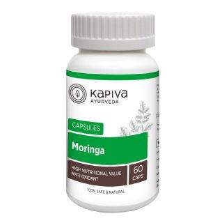 Kapiva Moringa,  60 capsules