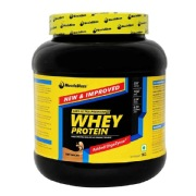 MuscleBlaze Whey Protein, 2.2 lb Cafe Mocha