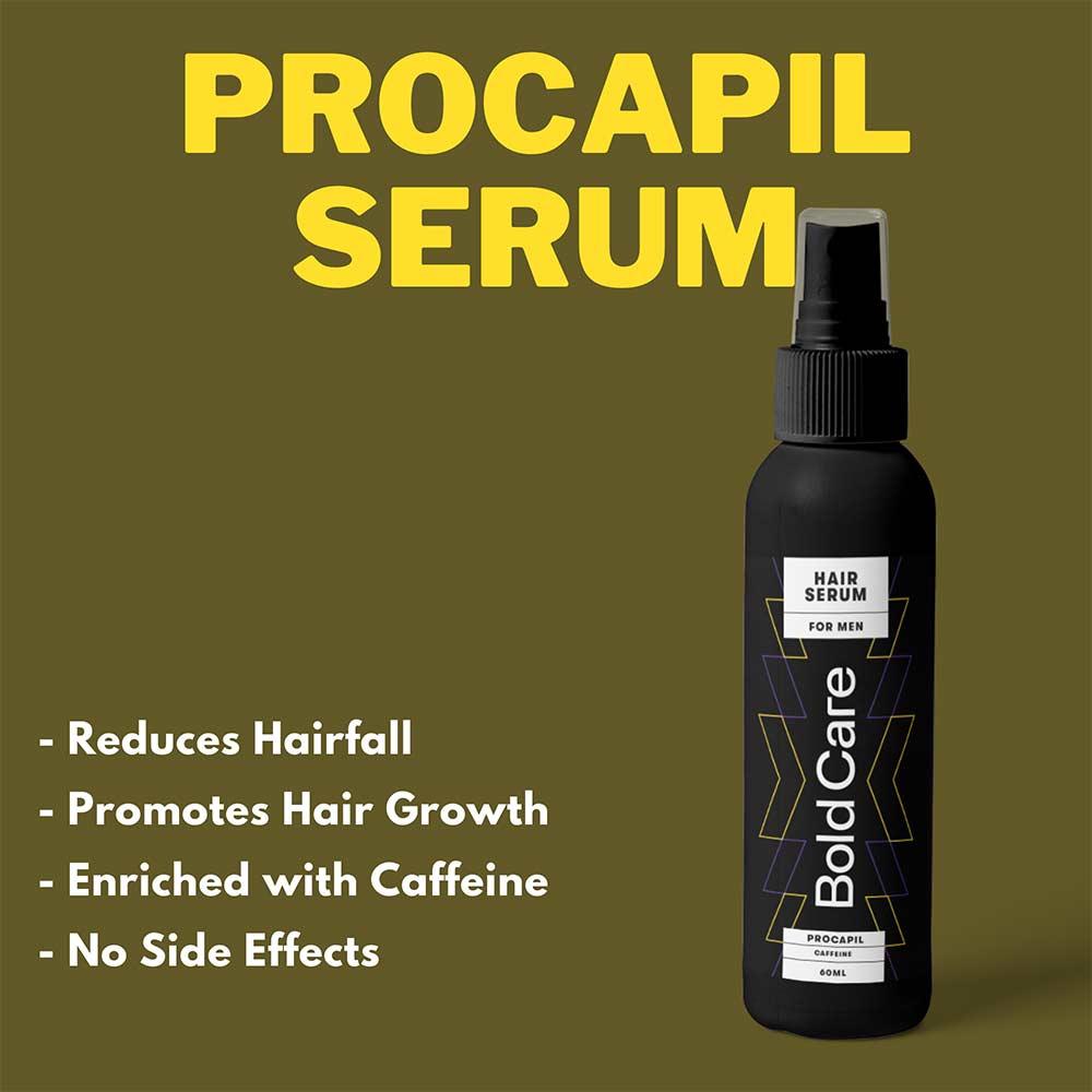 6 - Bold Care Procapil Caffeine Hair Serum,  60 ml  Hair Growth