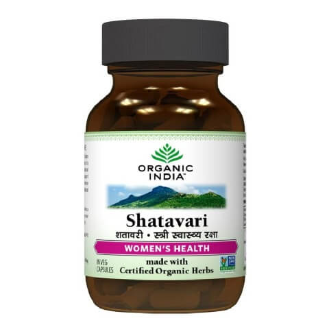 Organic India Shatavari,  60 capsules