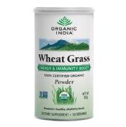 Organic India Wheat Grass Powder,  100 g