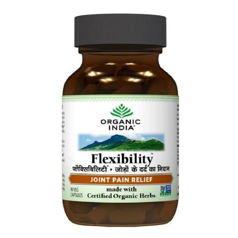 Organic India Flexibility,  60 capsules