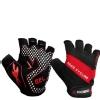 KOBO Weightlifting Gym Gloves (CG-03),  Black  Medium