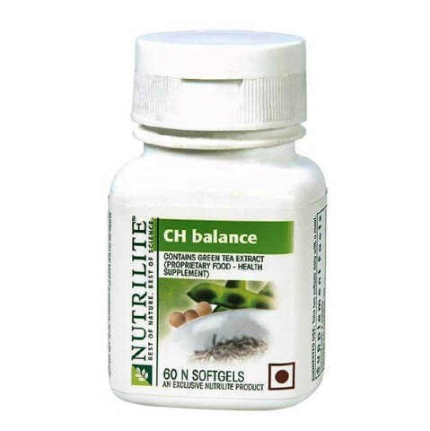 Amway Nutrilite CH Balance,  60 softgels  Unflavoured