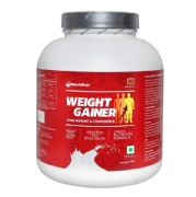 MuscleBlaze Weight Gainer,  Chocolate  6.6 lb