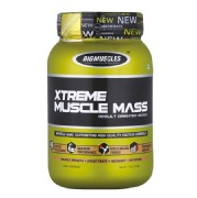 Big Muscles Xtreme Muscle Mass,  2 lb  Chocolate