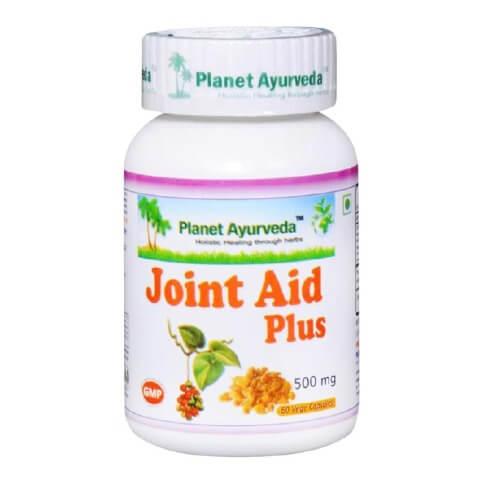 Planet Ayurveda Joint Aid Plus,  60 veggie capsule(s)