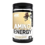 ON (Optimum Nutrition) Essential Amino Energy,  0.66 lb  Iced Cafe Vanilla