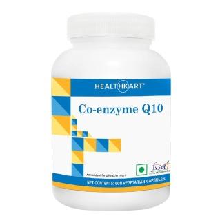 HealthKart Coenzyme Q10,  60 capsules