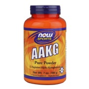 Now AAKG Pure Powder,  0.44 lb