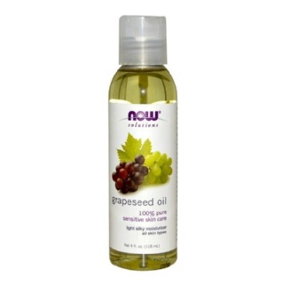 Now Grapeseed Oil,  118 ml  All Skin Types